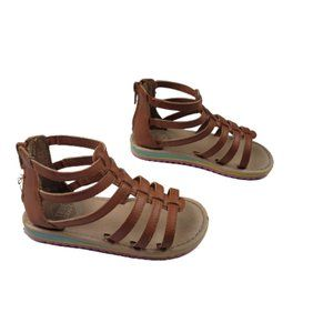 TRUE CRAFT Joanne Gladiator Sandals Girls